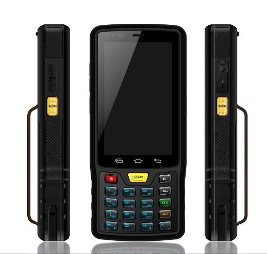 PDA Android con lector de código de barras incorporado