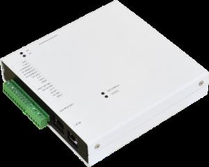 Lector RFID UHF fijo con dos puertos
