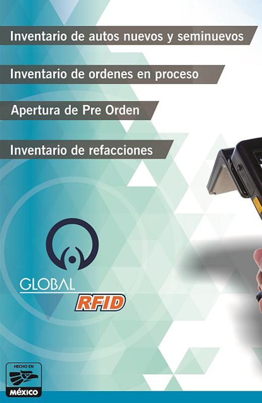 Global Strategy incorpora nuestros lectores RFID UHF fijos a su solución de inventario de vehículos