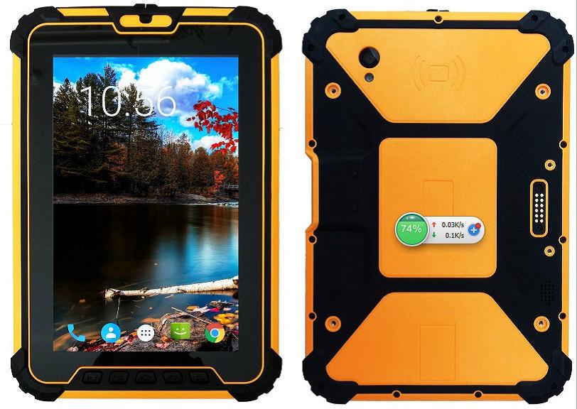 Tablet Android industrial de 8 pulgadas
