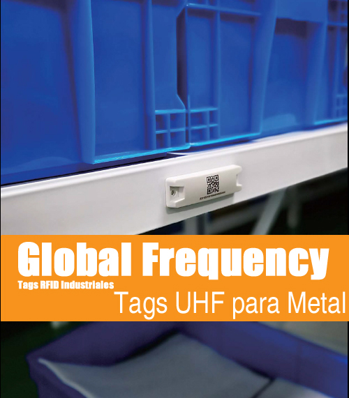 Tags UHF Global Frequency