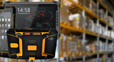 Tablets Android industriales de 7, 8 y 10 pulgadas